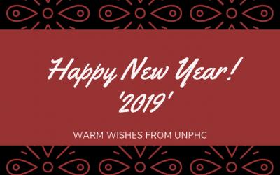 Happy New Year UNPHC Residents!
