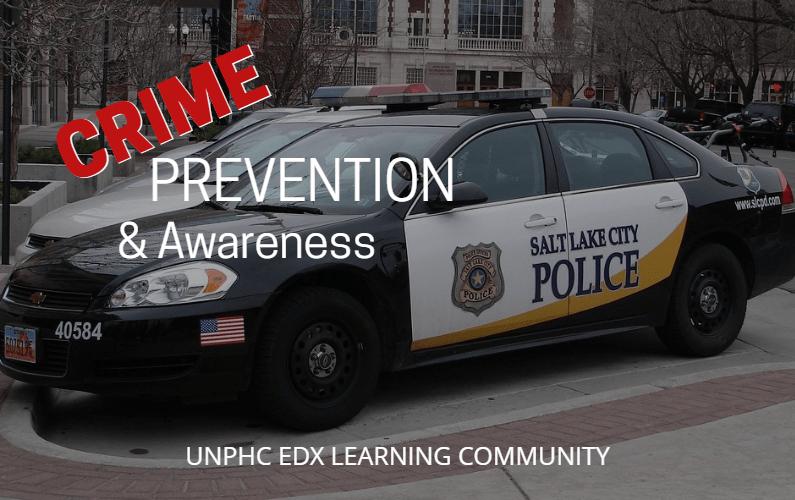 CRIME PREVENTION & AWARENESS