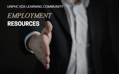 Employment Resources