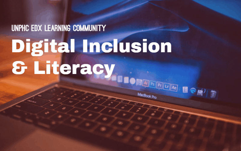 Digital Inclusion and Literacy