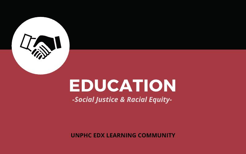 EDUCATION & SOCIAL JUSTICE
