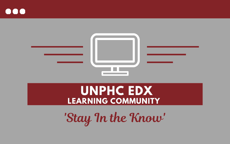 UNPHC EdX Refresh